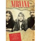 Nirvana   Teatro Castello   Roma 1991   Dvd