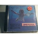 Nirvana Nevermind Cd Lacrado Fabrica Made Made Usa Importado