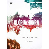 Nívea Soares   Dvd   Glória E Honra   Original