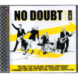 No Doubt Cd Icon Novo Lacrado Original