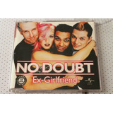 No Doubt Cd Single Ex girlfriend Promo Novo