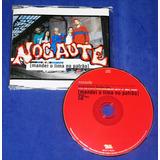 Nocaute   Mandei O Lima No Patrão   Cd Single   1999   Promo