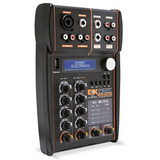 Nova Mesa Expert Mx Player Bluetooth Usb Mixer Som Trio