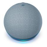 Novo Echo Dot Amazon (4ª Geração) Smart Speaker Com Alexa