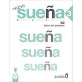 Nuevo Sueña 3   Libro Del Profesor Con Cd Audio   Comercial