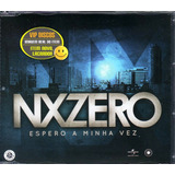 Nx Zero Cd Single Espero A Minha Vez   Novo Lacrado Raro