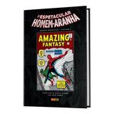 O Espetacular Homem-aranha - Ed. Definitiva - Marvel