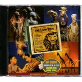 O Rei Leão The Lion King Cd Single Promo 3 Faixas   Raro
