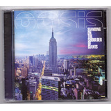 Oasis   Standing On The Shoulder Of Giants Cd