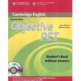 Objective Pet Sb Without Answers And Cd rom   2nd Ed