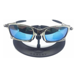Óculos X Squared Mc Bin Laden Metal Polarizada Top Usa