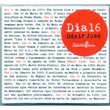 Odair José   Dia 16   Cd Digipack Lacrado