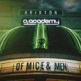 Of Mice Men Live At Brixton novo lacrado importado