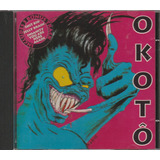 Okotô   Cd Monstro   1993   Cherry Hellsakura Nervochaos