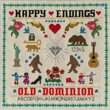 Old Dominion Happy Endings Cd Import