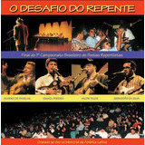 Oliveira De Panelas Ismael Pereira Valdir Teles   Cd Repente