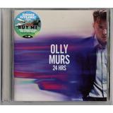 Olly Murs   24 Hours Cd Original Novo Lacrado 4 Faixas Bonus