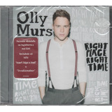 Olly Murs   Cd Righ Place Right Time   2012   Lacrado