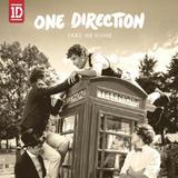 One Direction ¿take Me Home Edição Deluxe    Cd Pop