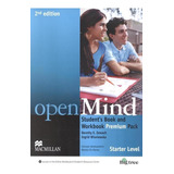 Open Mind Starter Student s Book Premium Pack With Cd  Aud