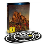 Opeth   Garden Of The Titans  live    Blu ray   2 cd