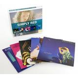 Originals Album Serie   Simply Red   Box Com 5 Cds   Digipac