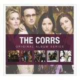 Originals Album Serie   The Corrs   Box Com 5 Cds   Digipack