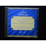 Os Grandes Clássicos   Wolfgang Amadeus Mozart   Cd