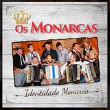 Os Monarcas Identidade Monarca   Cd Música Regional