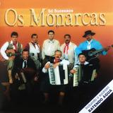 Os Monarcas Só Sucessos   Cd Música Regional