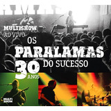 Os Paralamas Do Sucesso Multishow Ao Vivo 30 Anos   Cd Rock