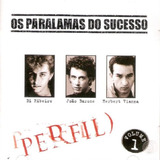 Os Paralamas Do Sucesso Perfil Vol 1   Cd Rock