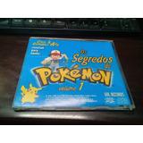Os Segredos De Pokémon Volume 1