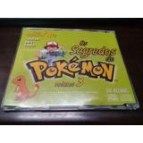 Os Segredos De Pokémon Volume 3