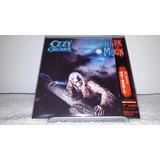 Ozzy Osbourne   Bark At The Moon Mini Lp Cd Japan