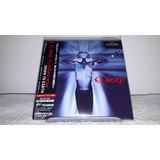 Ozzy Osbourne   Down To Earth Mini Lp Cd Japan