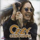 Ozzy Osbourne Live   Cd Rock