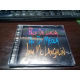 Paco De Lucia Al Di Meola John Mclaughlin   The Guitar Trio