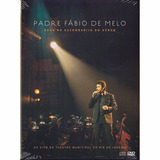 Padre Fábio De Melo   Deus No Esconderio Do Verso Dvd  2cds