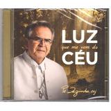 Padre Zezinho   Luz Que Me Vem Do Céu   Original Lacrado Nov