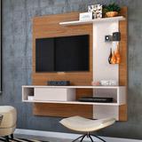 Painel Home Para Tv Até 60 Polegadas 3 Prateleiras 2 Cd