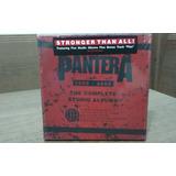 Pantera The Complete Studio Albums 1990 2000   Box Com 5 Cds