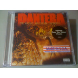 Pantera The Great Southern Trendkill Cd Lacrado U s a Import
