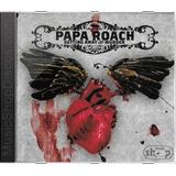 Papa Roach Getting Away With Murder   Novo Lacrado Original