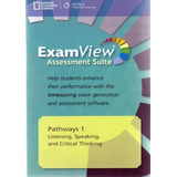 Pathways 1   Listening And Speaking   Examview Cd rom   1s