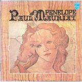 Paul Mauriat   Cd Penelope   Japonês   Raríssimo