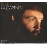 Paul Mccartney   Cd Pure Mccartney Duplo Digipack Lacrado