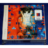 Paul Mccartney   Tug Of War Box 2 Cds tote Bag   2015   Novo