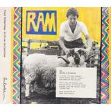 Paul Mccartney  ram  Archives 2xcd