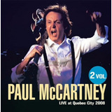 Paul Mccartney Live At Quebec City Vol 2   Cd Rock